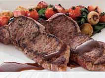 牛肉のグリル