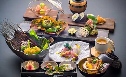 蓮華プラン —和食会席料理—写真