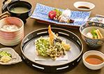 天婦羅定食…1,730円